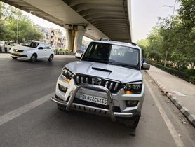 2016 Mahindra Scorpio for sale