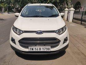 Ford EcoSport 1.5 DV5 MT Titanium 2014 for sale