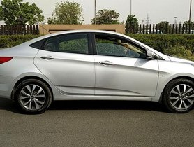 Hyundai Verna 2014 for sale at the best deal