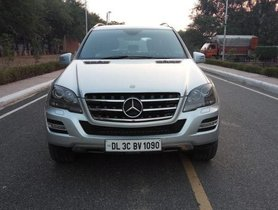 Used Mercedes Benz M Class ML 350 4Matic 2011 for sale