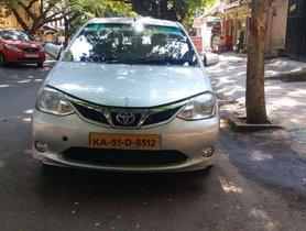 Toyota Etios GD SP*, 2016, Diesel for sale