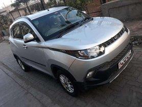 Used Mahindra KUV100 2016 car at low price