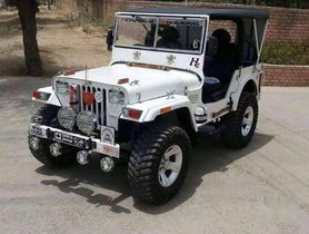 Used Mahindra Jeep 2019 car  for sale at low price