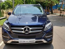2017 Mercedes Benz GLE for sale