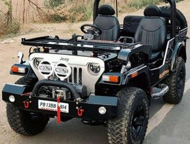 Used Mahindra Jeep car 2018 for sale  at low price