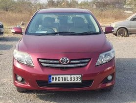 Toyota Corolla Altis 1.8 GL, 2009, Petrol for sale