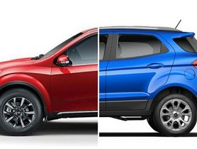 Ford To Launch New BX744 And BX745 At The Compact SUV Segment