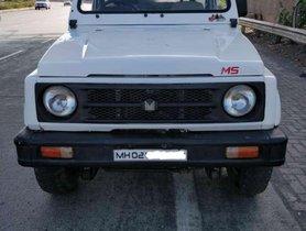 2002 Maruti Suzuki Gypsy for sale at low price