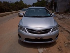 Toyota Corolla Altis Diesel D4DG 2013 for sale