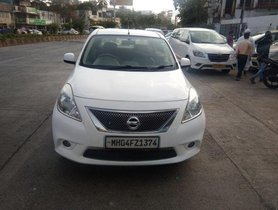 Used Nissan Sunny 2011-2014 car at low price