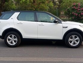 Used Land Rover Discovery Sport car at low price