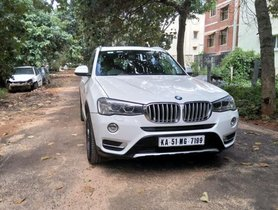 BMW X3 xDrive20d Expedition 2015 for sale
