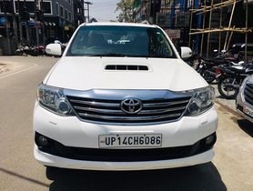 Used Toyota Fortuner 4x2 Manual 2014 for sale