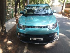 Used 2016 Mahindra KUV100 NXT for sale
