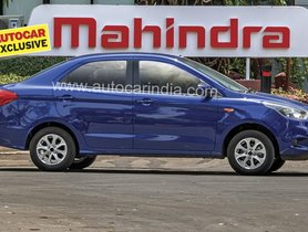 Ford Aspire EV To Be Co-developed By Ford And Mahindra