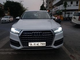 2018 Audi Q7 for sale at low price