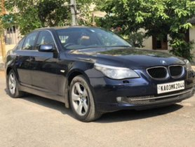 2008 BMW 5 Series 2003-2012 for sale at low price
