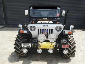 Used 2019 Mahindra Thar for sale