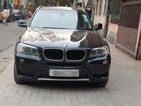 BMW X3 xDrive20d Advantage Edition 2012 for sale