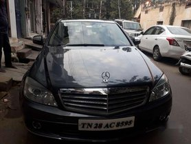 Mercedes-Benz C-Class 220 CDI Elegance AT, 2008, Diesel for sale