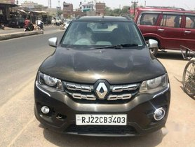 Used Renault KWID 2018 car at low price