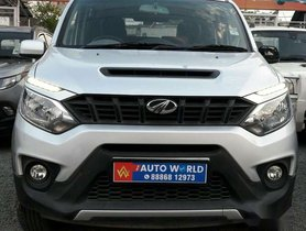 Used Mahindra NuvoSport N8 AMT 2016 for sale