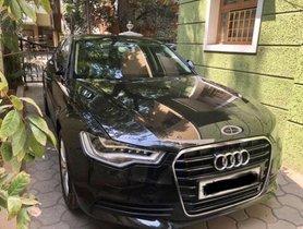 Used Audi A6 2011-2015 car at low price