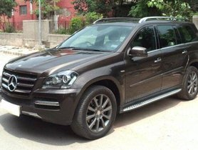 Used 2012 Mercedes Benz GL-Class for sale