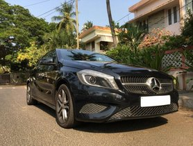 Used Mercedes Benz A Class A180 CDI 2014 for sale