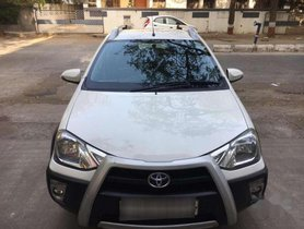 Used 2016 Toyota Etios Cross for sale