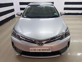Used Toyota Corolla Altis car 2018 for sale  at low price