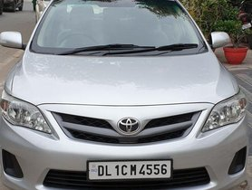 Used Toyota Corolla Altis car at low price