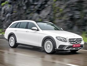 Mercedes Cars Available With Discounts Worth Up To INR 12.8 Lakh