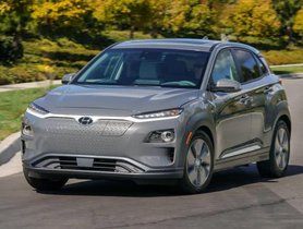Hyundai Kona EV To Launch In India Later This Year, Will Have A Driving Range Of 350 km