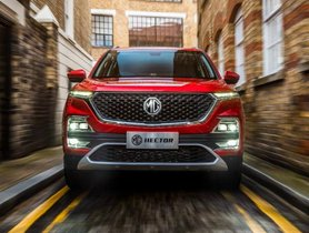 MG Hector Vs Tata Harrier Vs Jeep Compass Vs Mahindra XUV500 - Spec Comparison