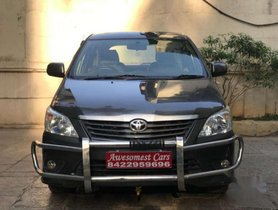 Toyota Innova 2.5 G4 7 STR, 2012, Diesel for sale