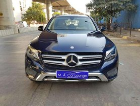 Used Mercedes Benz GLC car AT at low price
