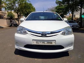 Toyota Etios G, 2011, Petrol for sale