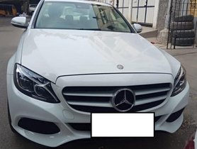 Used Mercedes Benz C-Class 220 CDI AT 2015 for sale