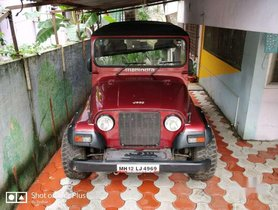 Used Mahindra Thar 2014 car at low price