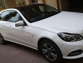 Mercedes Benz E Class 2017 for sale
