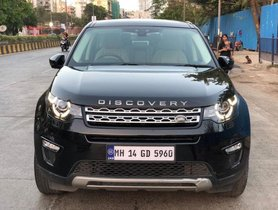 Land Rover Discovery HSE Luxury 3.0 TD6 2017 for sale