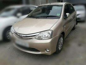 2011 Toyota Etios for sale