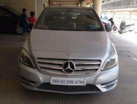 Used Mercedes Benz B Class 2015 car at low price