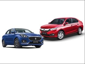 India's sub-four-metre sedans registered 12% sales growth in FY 2019