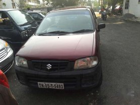 2006 Maruti Suzuki Alto for sale at low price
