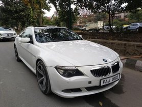 BMW 6 Series 650i Coupe AT for sale