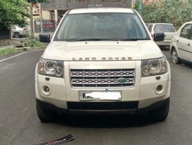Used Land Rover Freelander 2 TD4 S AT car at low price