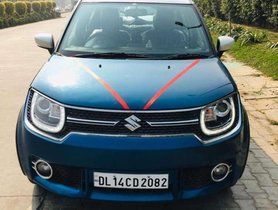 Maruti Suzuki Ignis 1.2 Alpha, 2017, Diesel for sale