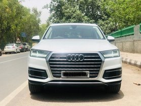 Used Audi Q7 45 TDI Quattro Technology AT 2017 for sale
